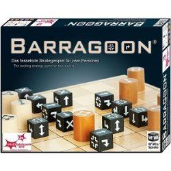 BARRAGOON, juegos de mesa para dos en casa