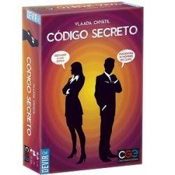 Código Secreto, juegos de mesa para dos personas en casa