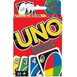 UNO, juegos de cartas uno para dos personas