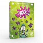 virus!, juegos de cartas para dos fáciles