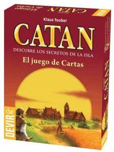 Catan Cartas De Viaje, juego de viaje