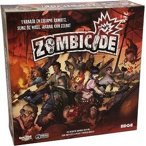 Zombicide, uno de los mejores juegos de mesa para dos de 2019