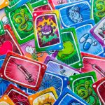 virus!, juego de cartas para casa